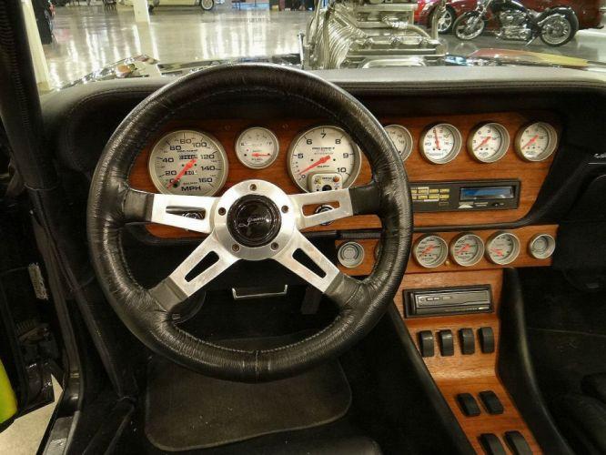 1966 Pontiac GTO Pro Street Convertible hot rod rods muscle classic wallpaper