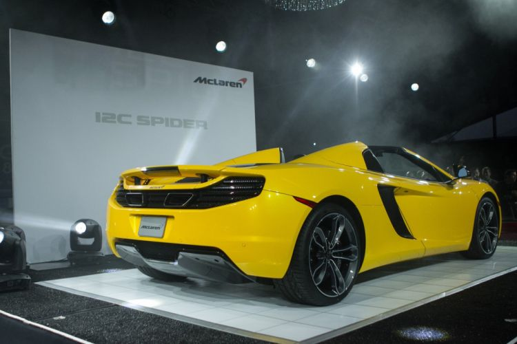 mclaren mp4 2c spider wallpaper