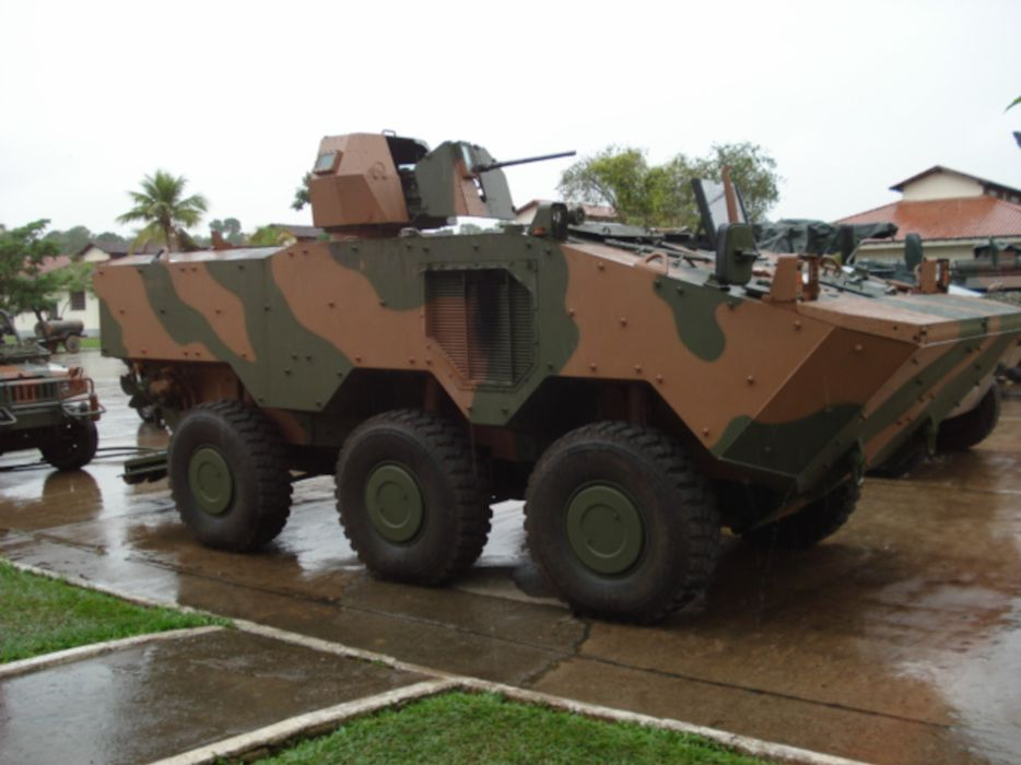 Vehicle Military Army Combat Armored Iveco Guarani Brazil 4000x3000 (15) wallpaper