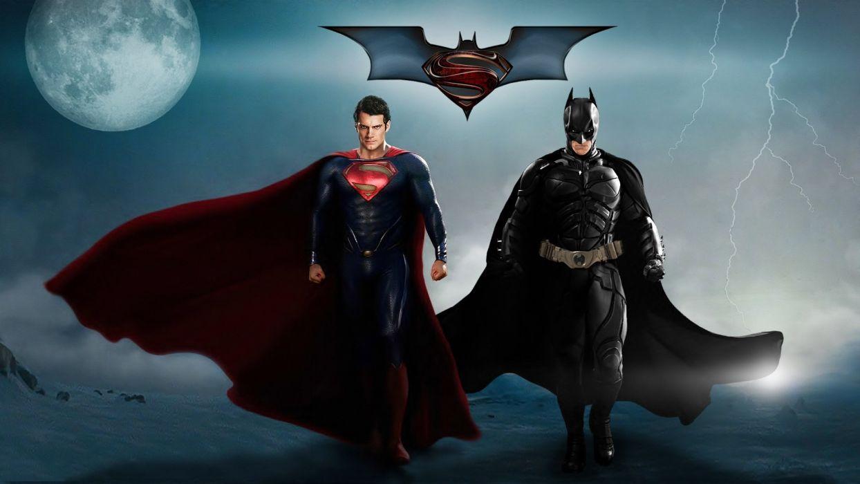 BATMAN-v-SUPERMAN adventure action dc-comics d-c superman batman dark knight superhero dawn justice (25) wallpaper