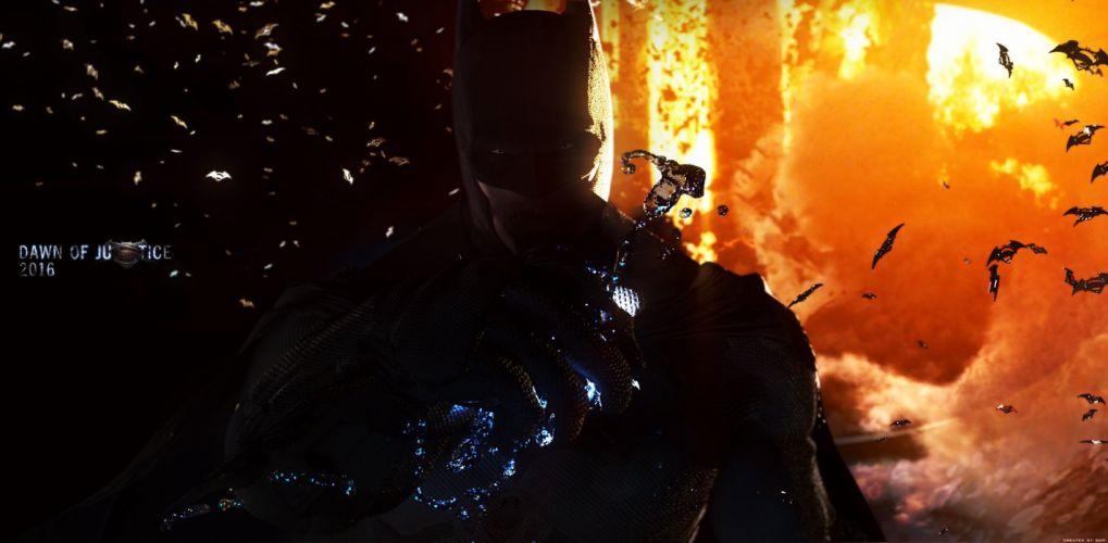 BATMAN-v-SUPERMAN adventure action dc-comics d-c superman batman dark knight superhero dawn justice (47) wallpaper
