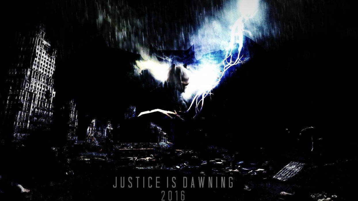 BATMAN-v-SUPERMAN adventure action dc-comics d-c superman batman dark knight superhero dawn justice (61) wallpaper