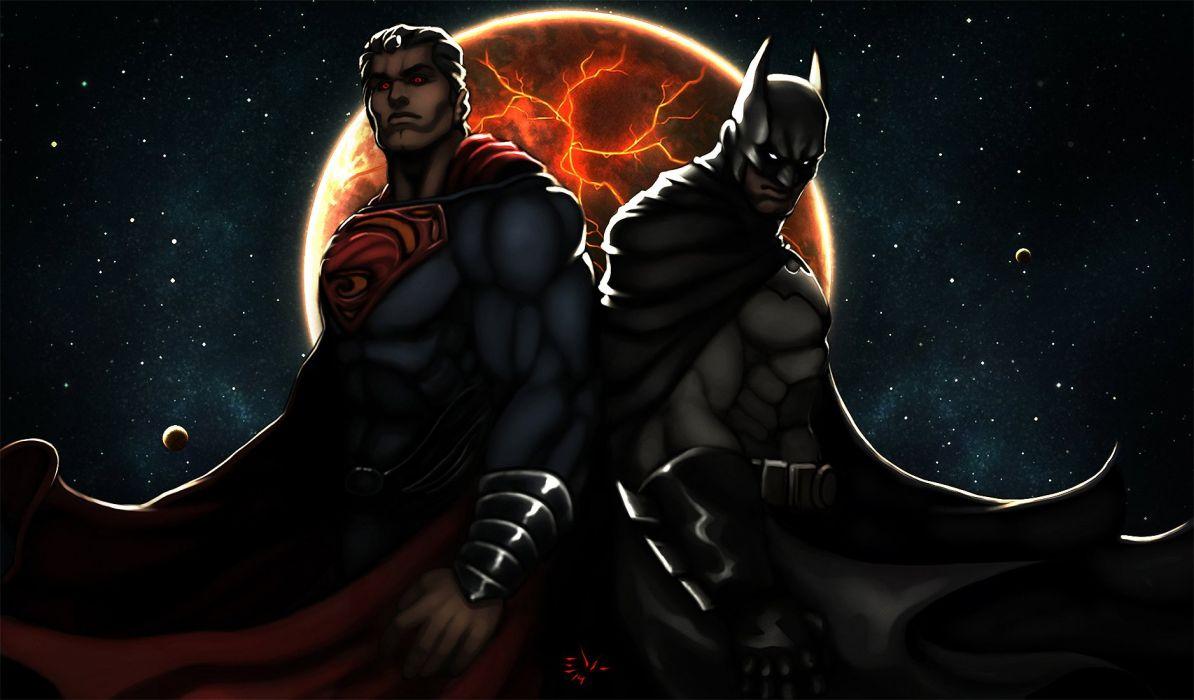 BATMAN-v-SUPERMAN adventure action dc-comics d-c superman batman dark knight superhero dawn justice (68) wallpaper