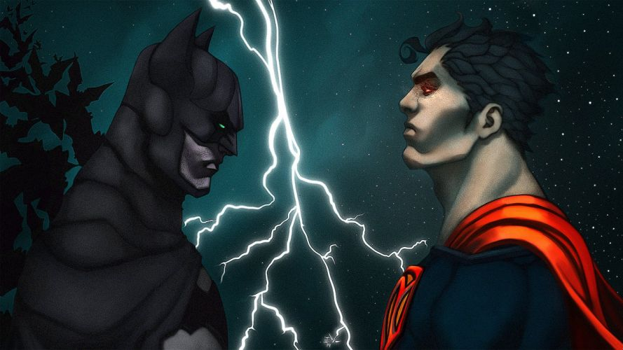 BATMAN-v-SUPERMAN adventure action dc-comics d-c superman batman dark knight superhero dawn justice (70) wallpaper