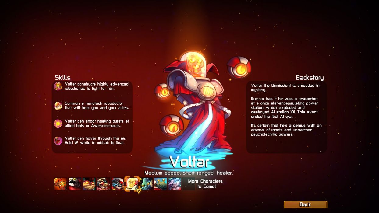 AWESOMENAUTS ASSEMBLE action strategy platform 2D-MOBA online mmo (16) wallpaper