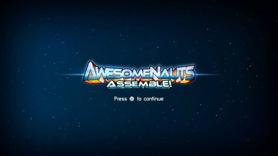 AWESOMENAUTS ASSEMBLE action strategy platform 2D-MOBA online mmo (24) wallpaper