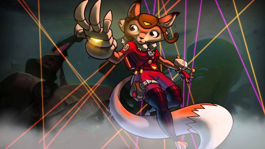 AWESOMENAUTS ASSEMBLE action strategy platform 2D-MOBA online mmo (33) wallpaper