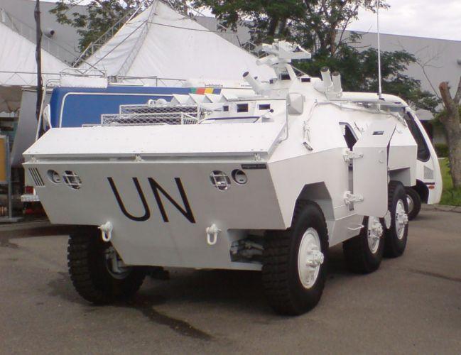 EE-11 Urutu Vehicle Military Army Combat Armored Brazil 4000x3000 (3) wallpaper