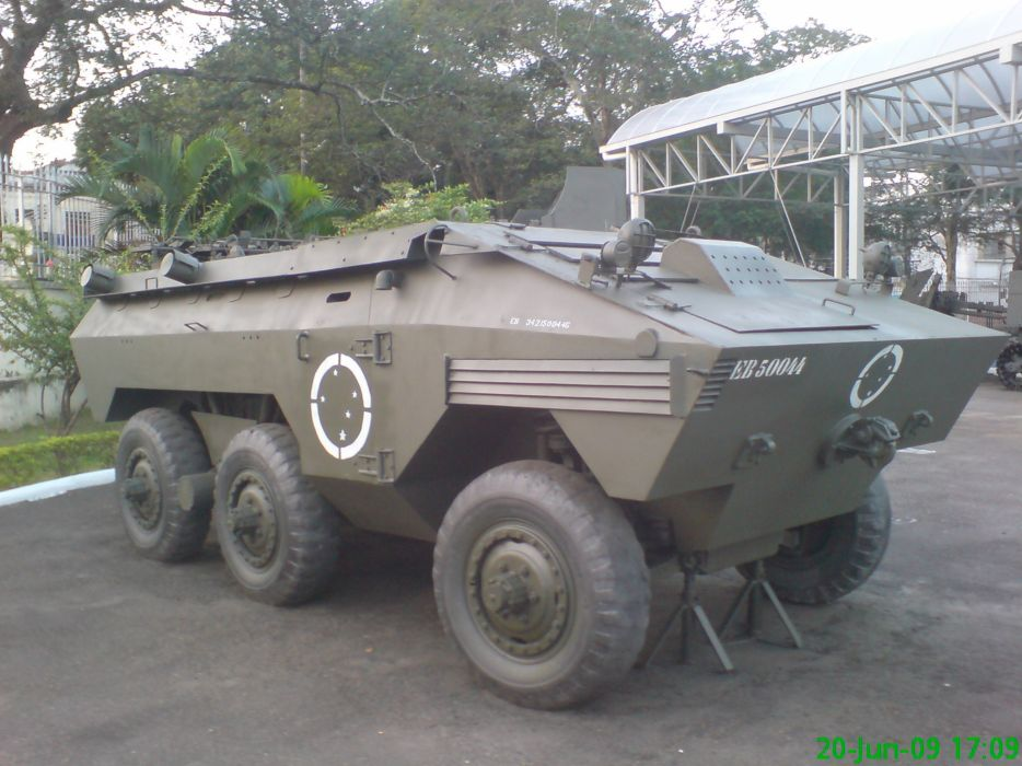 EE-11 Urutu Vehicle Military Army Combat Armored Brazil 4000x3000 (1) wallpaper