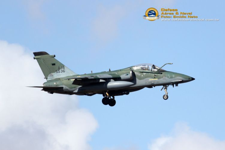 AMX-A1 FAB Jet Fighter Aircraft Vehicle Military Army Attack Brazil wallpaper