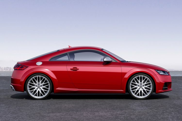 Car Vehicle Sport Supercar Sportcar Supersport Audi TTS Germany Red 4000x2667 (2) wallpaper