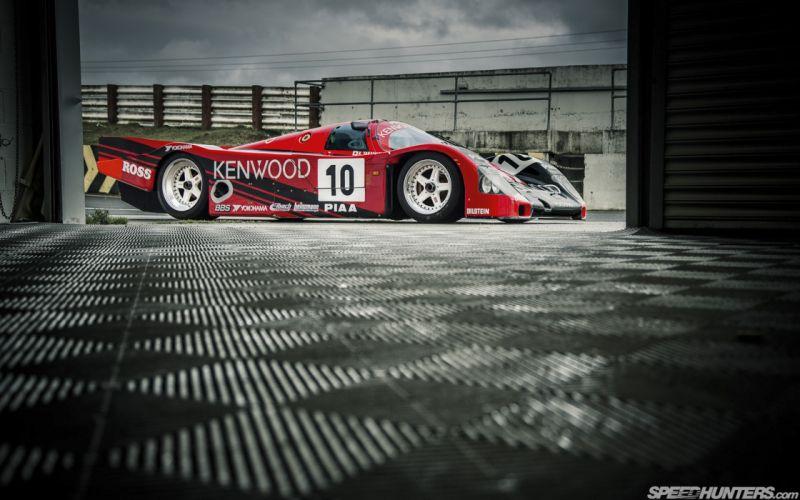 Race Car Classic Vehicle Racing Germany Le-Mans LMP1 Porsche Kremer-962C 4000x2500 (4) wallpaper