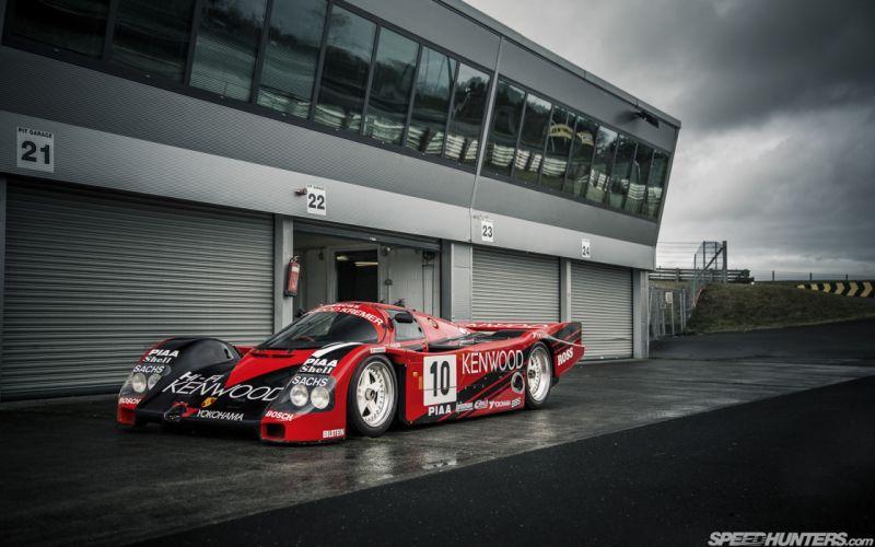 Race Car Classic Vehicle Racing Germany Le-Mans LMP1 Porsche Kremer-962C 4000x2500 (7) wallpaper