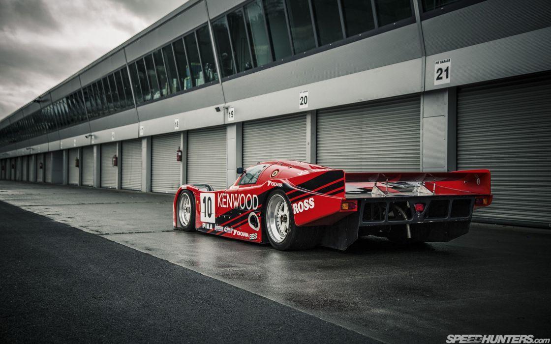 Race Car Classic Vehicle Racing Germany Le-Mans LMP1 Porsche Kremer-962C 4000x2500 (6) wallpaper