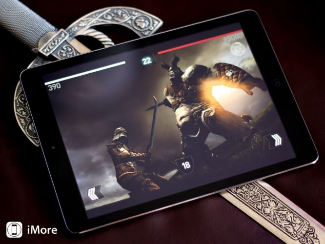 INFINITY BLADE fighting fantasy platform rpg tactical warrior (21) wallpaper