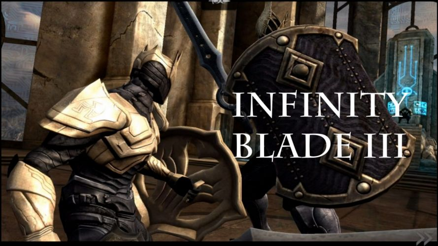 INFINITY BLADE fighting fantasy platform rpg tactical warrior (30) wallpaper
