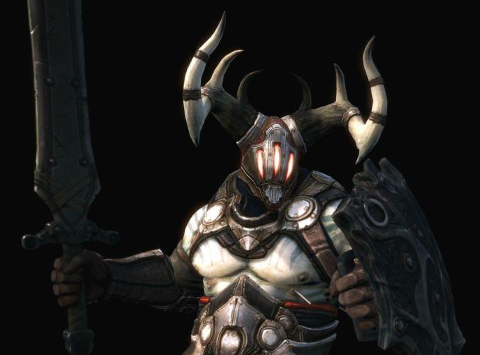 INFINITY BLADE fighting fantasy platform rpg tactical warrior (48) wallpaper