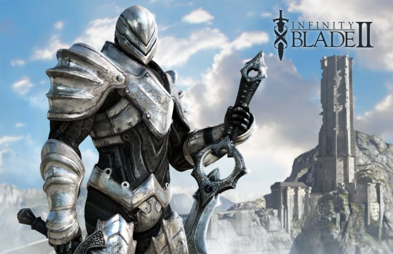 INFINITY BLADE fighting fantasy platform rpg tactical warrior (57) wallpaper