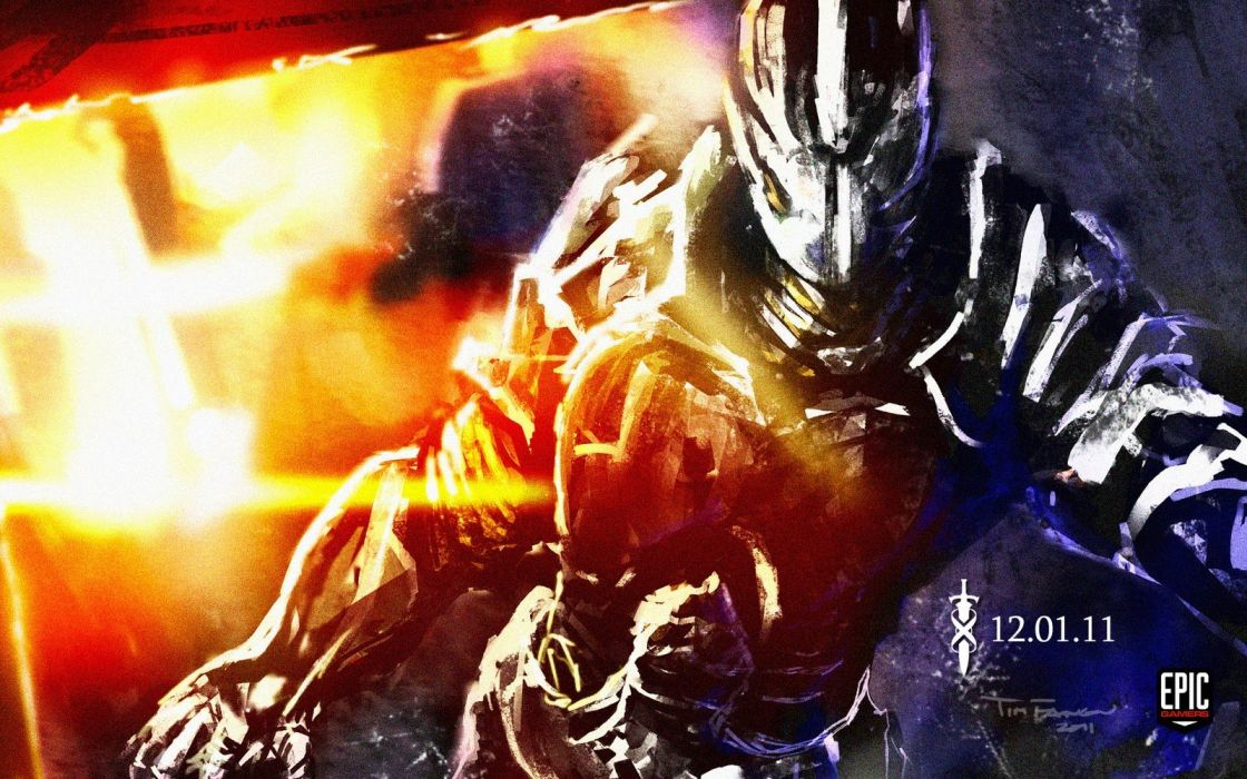 INFINITY BLADE fighting fantasy platform rpg tactical warrior (66) wallpaper
