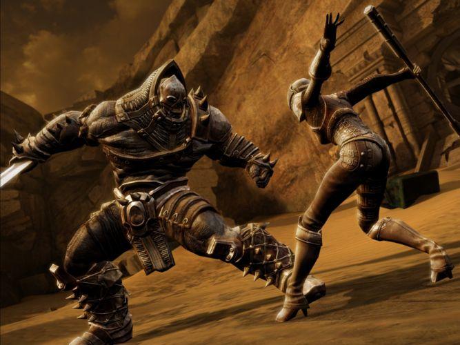 INFINITY BLADE fighting fantasy platform rpg tactical warrior (72) wallpaper