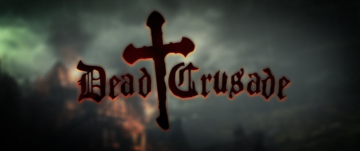 DEAD CRUSADE medieval co-op horror action fantasy wallpaper