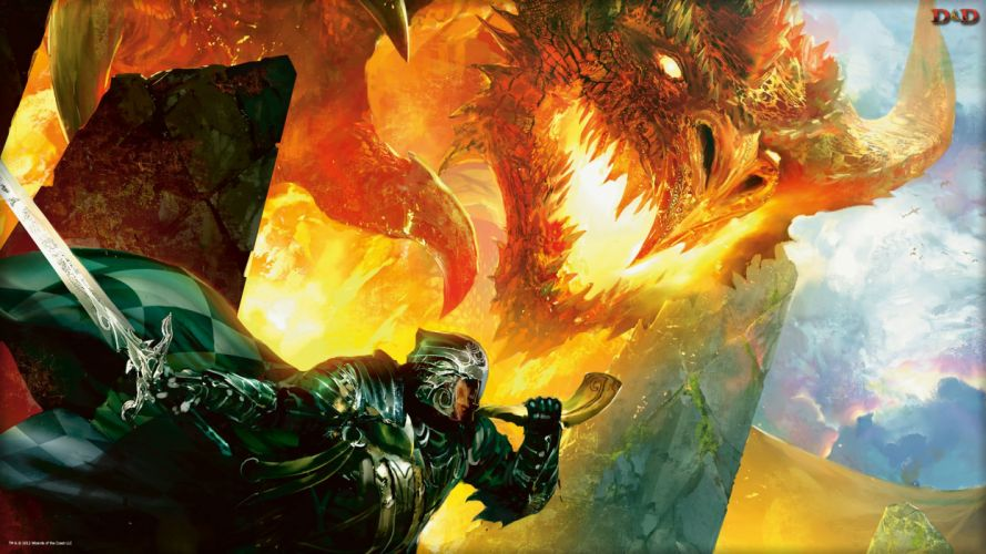 DUNGEONS-AND-DRAGONS fantasy adventure board rpg dungeons dragons (10) wallpaper