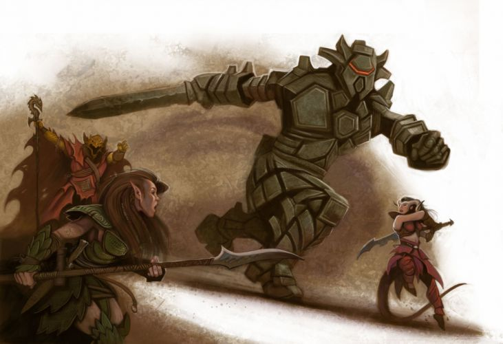 DUNGEONS-AND-DRAGONS fantasy adventure board rpg dungeons dragons (19) wallpaper