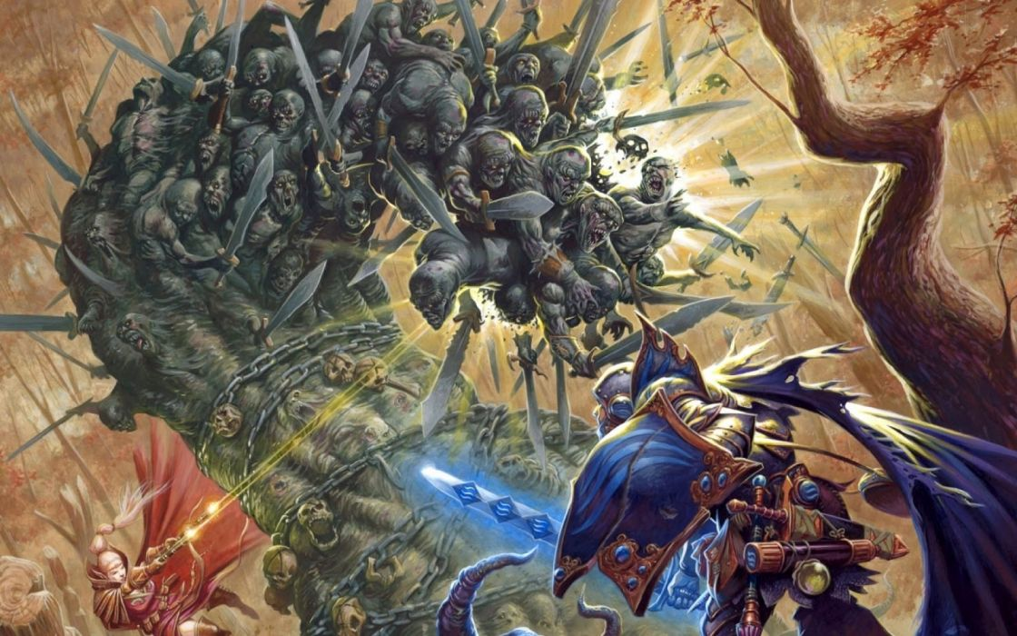 DUNGEONS-AND-DRAGONS fantasy adventure board rpg dungeons dragons (54) wallpaper