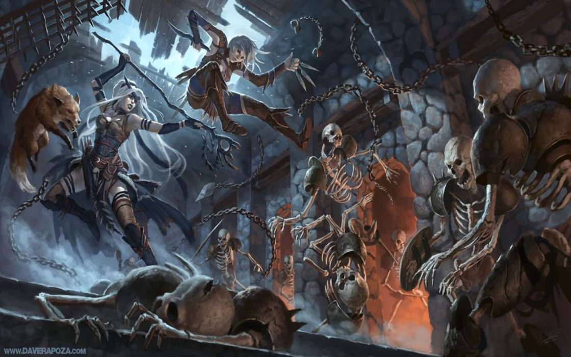DUNGEONS-AND-DRAGONS fantasy adventure board rpg dungeons dragons (55) wallpaper