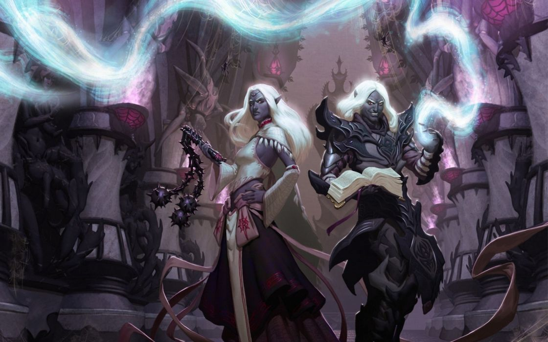 DUNGEONS-AND-DRAGONS fantasy adventure board rpg dungeons dragons (69) wallpaper