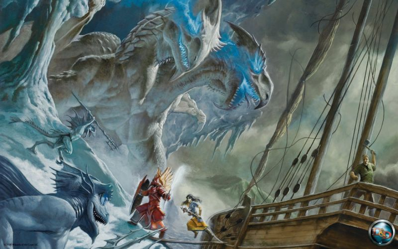 DUNGEONS-AND-DRAGONS fantasy adventure board rpg dungeons dragons (76) wallpaper