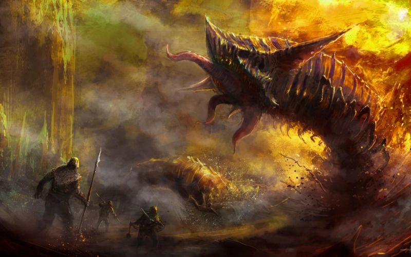 DUNGEONS-AND-DRAGONS fantasy adventure board rpg dungeons dragons (79) wallpaper