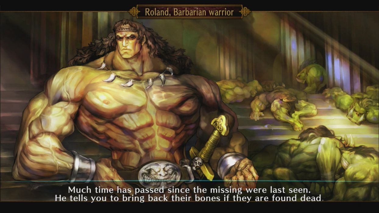 DRAGONS-CROWN anime action rpg fantasy family medieval fighting dragons crown (3) wallpaper