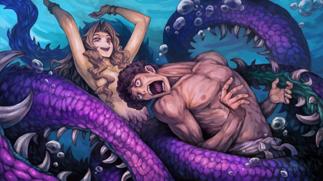 DRAGONS-CROWN anime action rpg fantasy family medieval fighting dragons crown (4) wallpaper