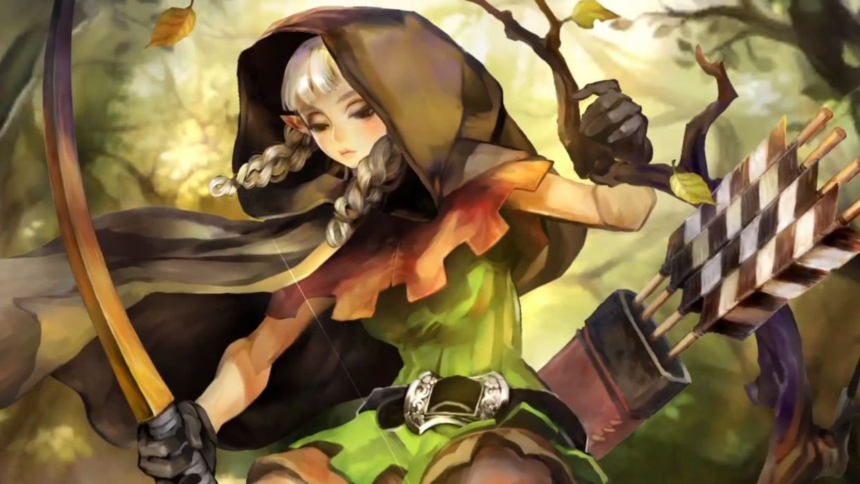 DRAGONS-CROWN anime action rpg fantasy family medieval fighting dragons crown (15) wallpaper