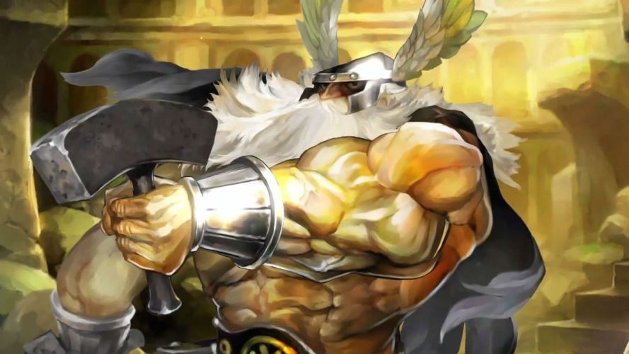 DRAGONS-CROWN anime action rpg fantasy family medieval fighting dragons crown (16) wallpaper