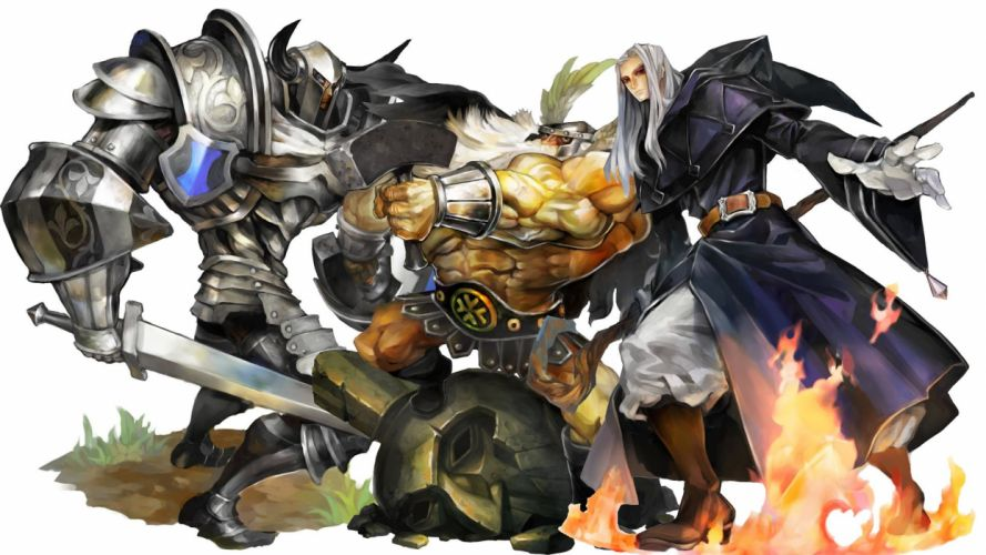 DRAGONS-CROWN anime action rpg fantasy family medieval fighting dragons crown (23) wallpaper