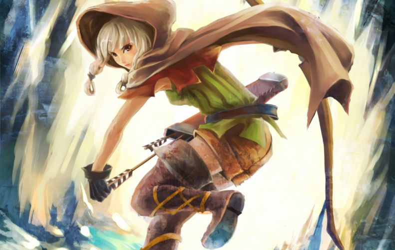 DRAGONS-CROWN anime action rpg fantasy family medieval fighting dragons crown (25) wallpaper