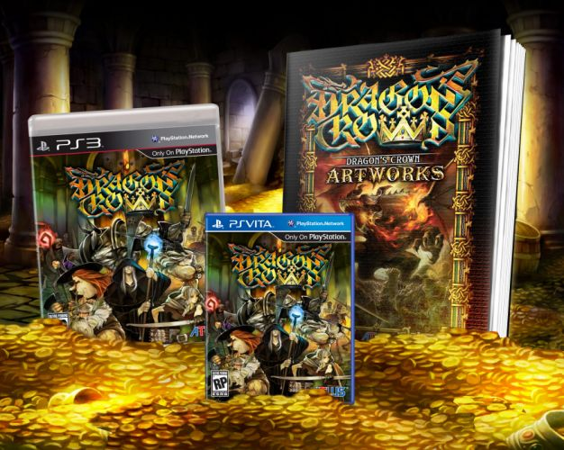 DRAGONS-CROWN anime action rpg fantasy family medieval fighting dragons crown (21) wallpaper