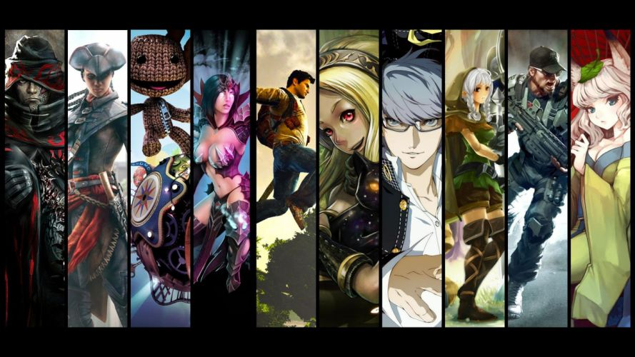 DRAGONS-CROWN anime action rpg fantasy family medieval fighting dragons crown (41) wallpaper