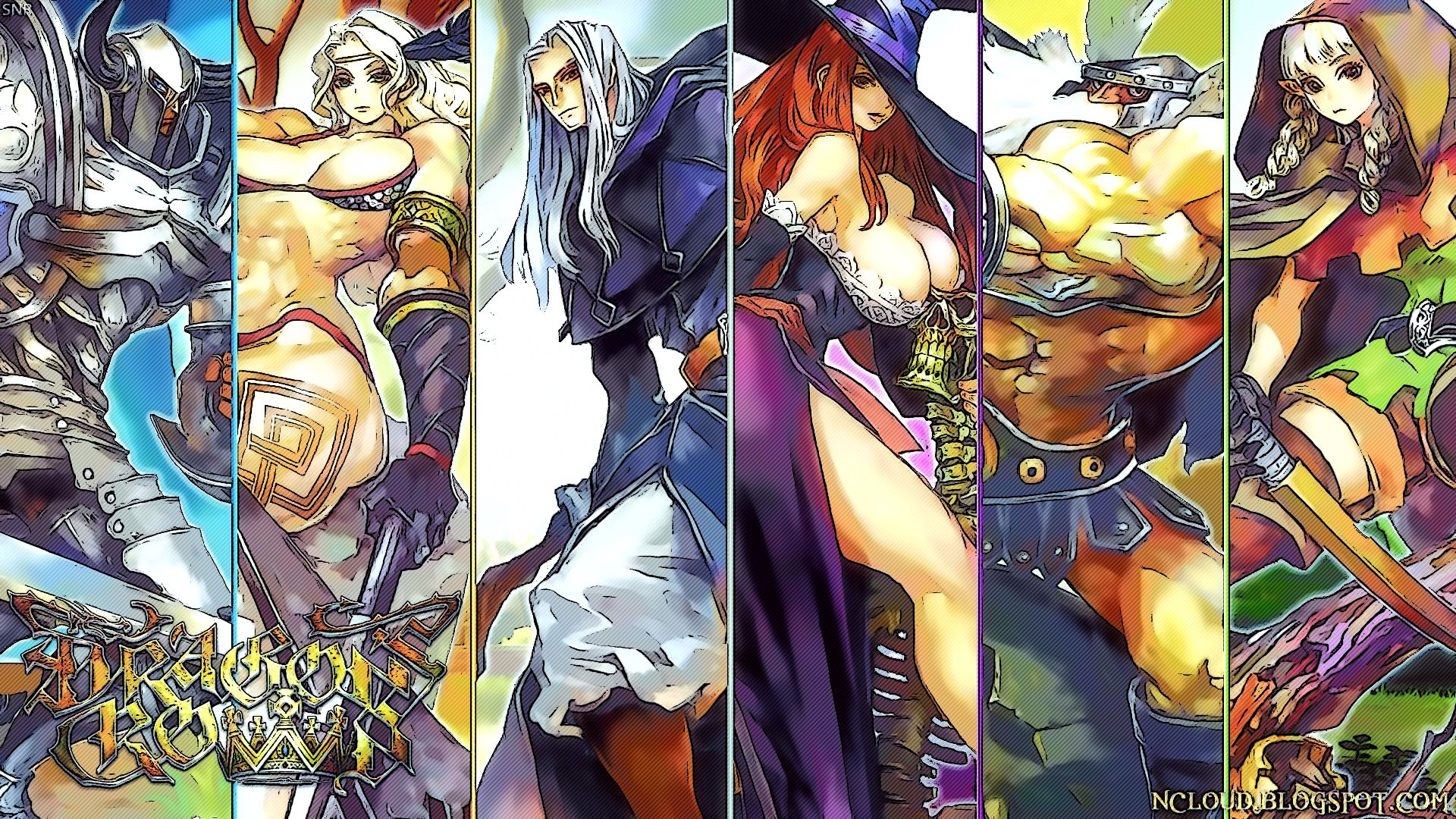 Dragons Crown Anime Action Rpg Fantasy Family Me Val Fighting Dragons Crown X  Wallpaperup