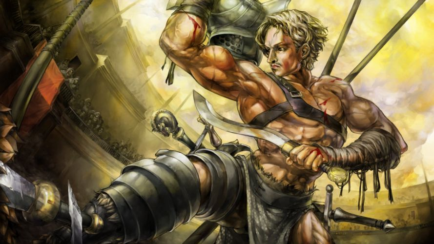DRAGONS-CROWN anime action rpg fantasy family medieval fighting dragons crown (61) wallpaper