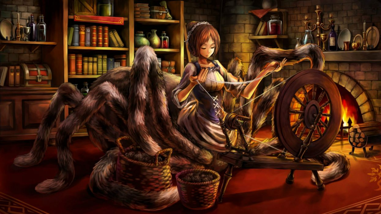 DRAGONS-CROWN anime action rpg fantasy family medieval fighting dragons crown (79) wallpaper