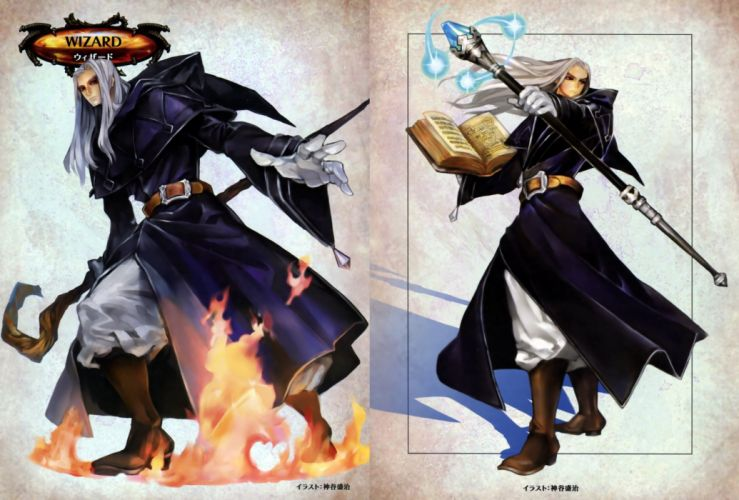 DRAGONS-CROWN anime action rpg fantasy family medieval fighting dragons crown (83) wallpaper
