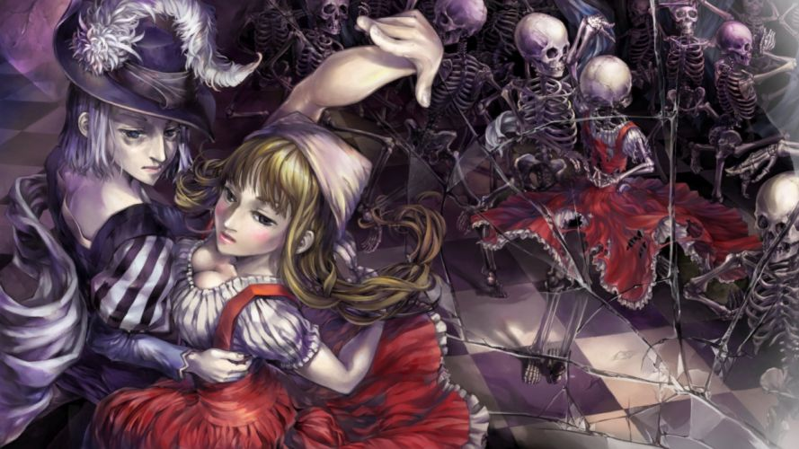 DRAGONS-CROWN anime action rpg fantasy family medieval fighting dragons crown (78) wallpaper