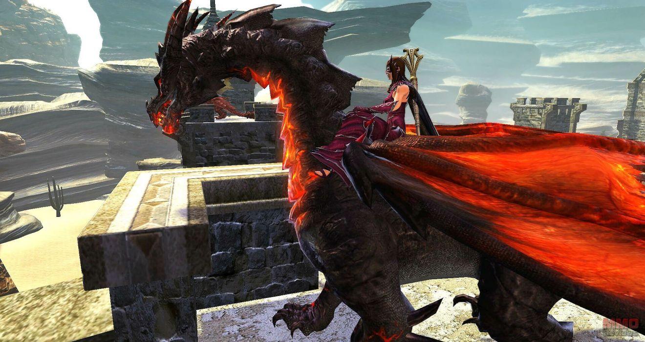 DRAGONS-PROPHET fantasy mmo dragon online rpg action dragons prophet (1) wallpaper