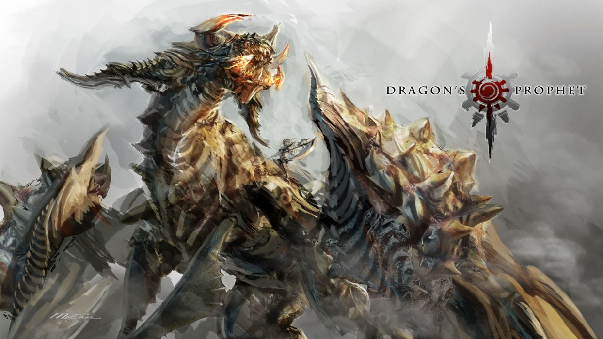 DRAGONS-PROPHET fantasy mmo dragon online rpg action dragons prophet (7) wallpaper