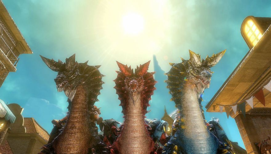 DRAGONS-PROPHET fantasy mmo dragon online rpg action dragons prophet (20) wallpaper