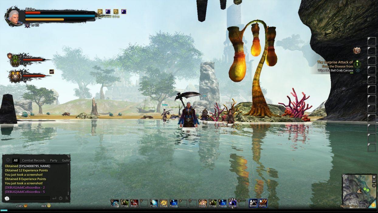 DRAGONS-PROPHET fantasy mmo dragon online rpg action dragons prophet (38) wallpaper
