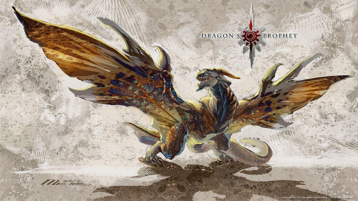 DRAGONS-PROPHET fantasy mmo dragon online rpg action dragons prophet (37) wallpaper
